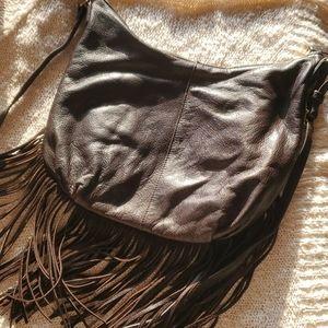 Margot genuine leather crossbody